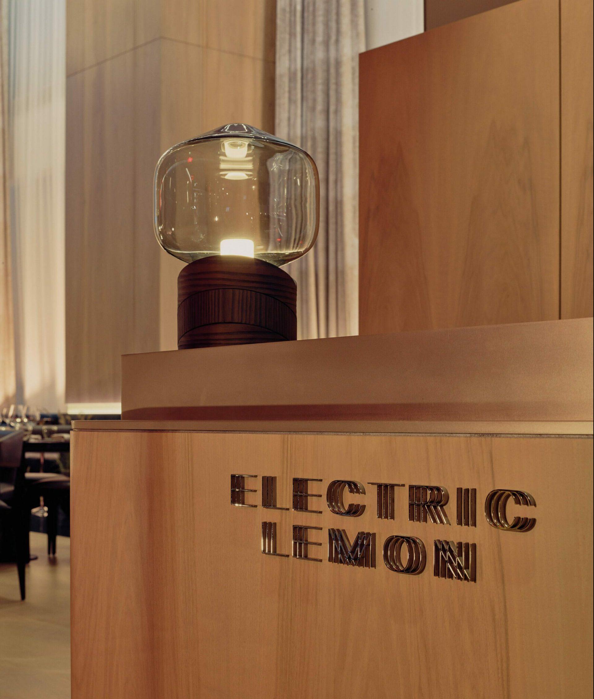 Electric Lemon Desk