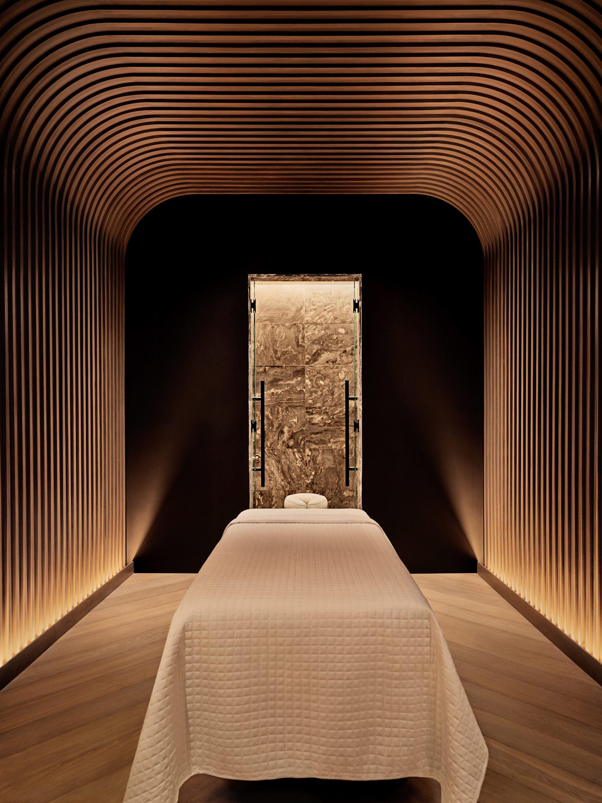 <equinox hotel spa room