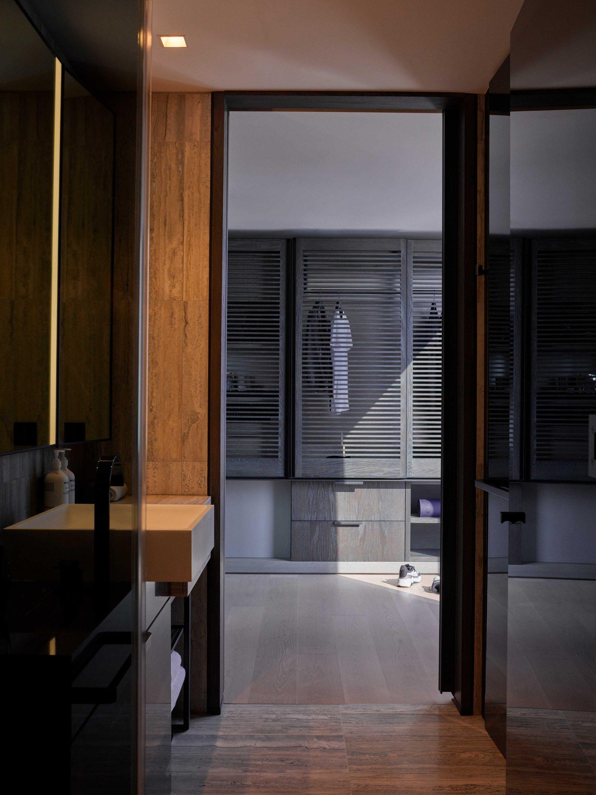 equinox hotel deluxe room