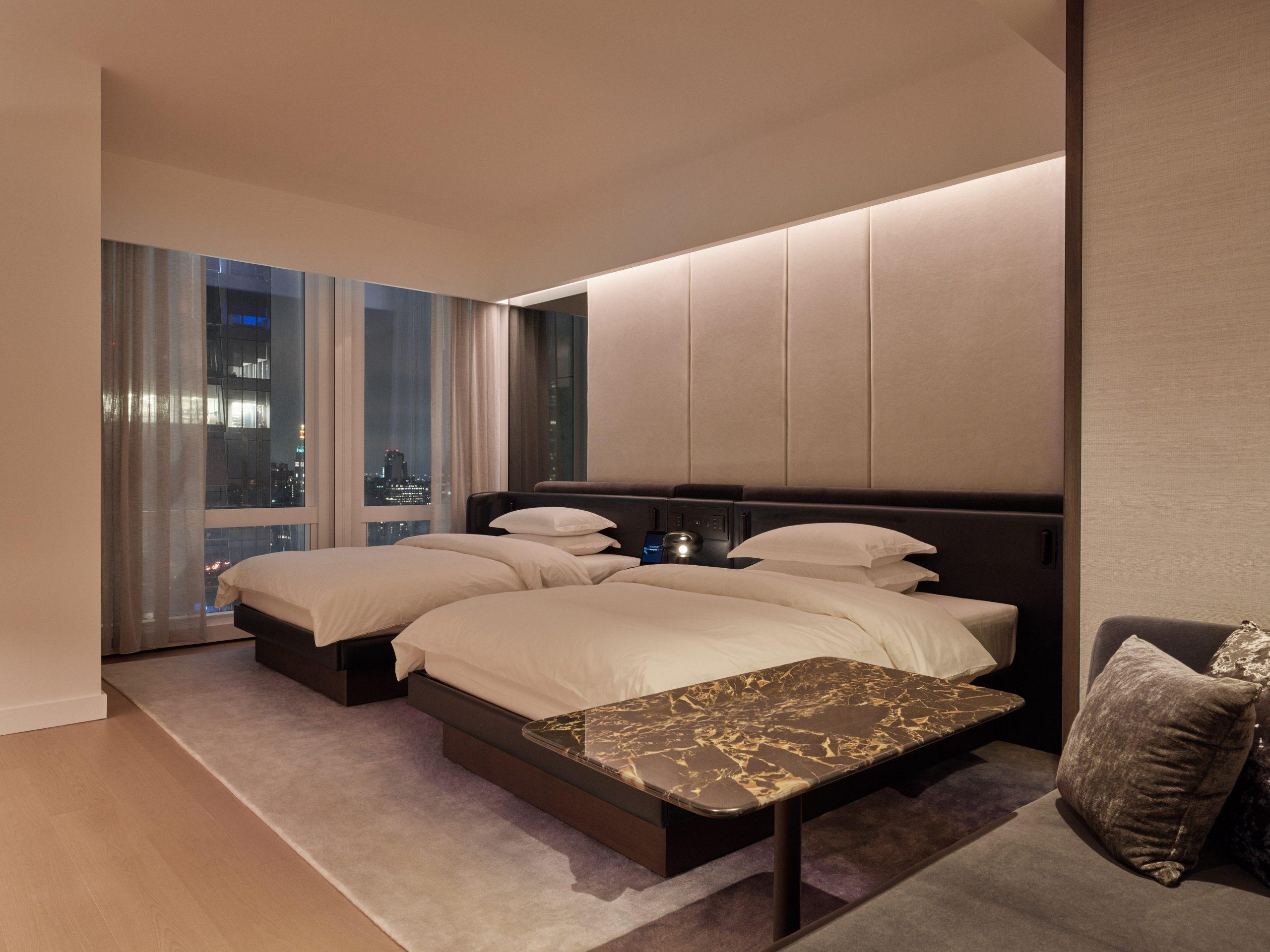 deluxe suite double room