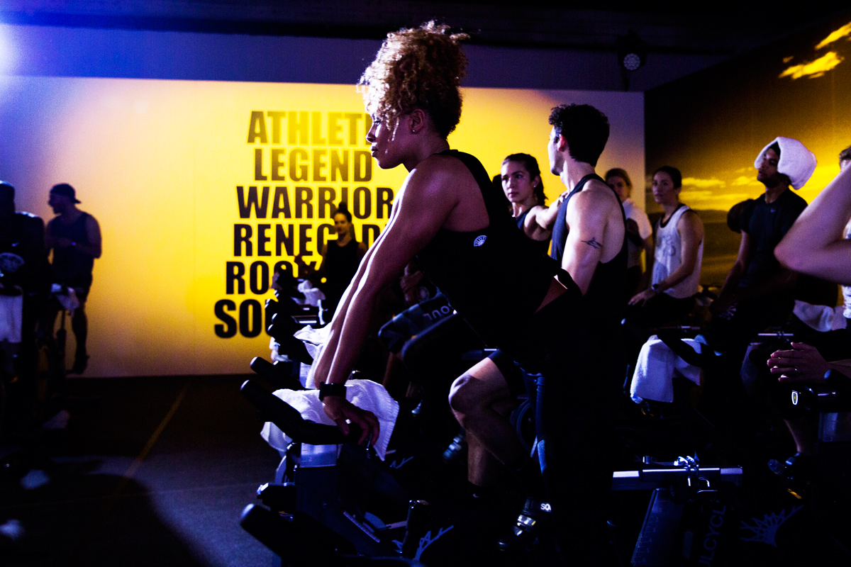 soul cycle class
