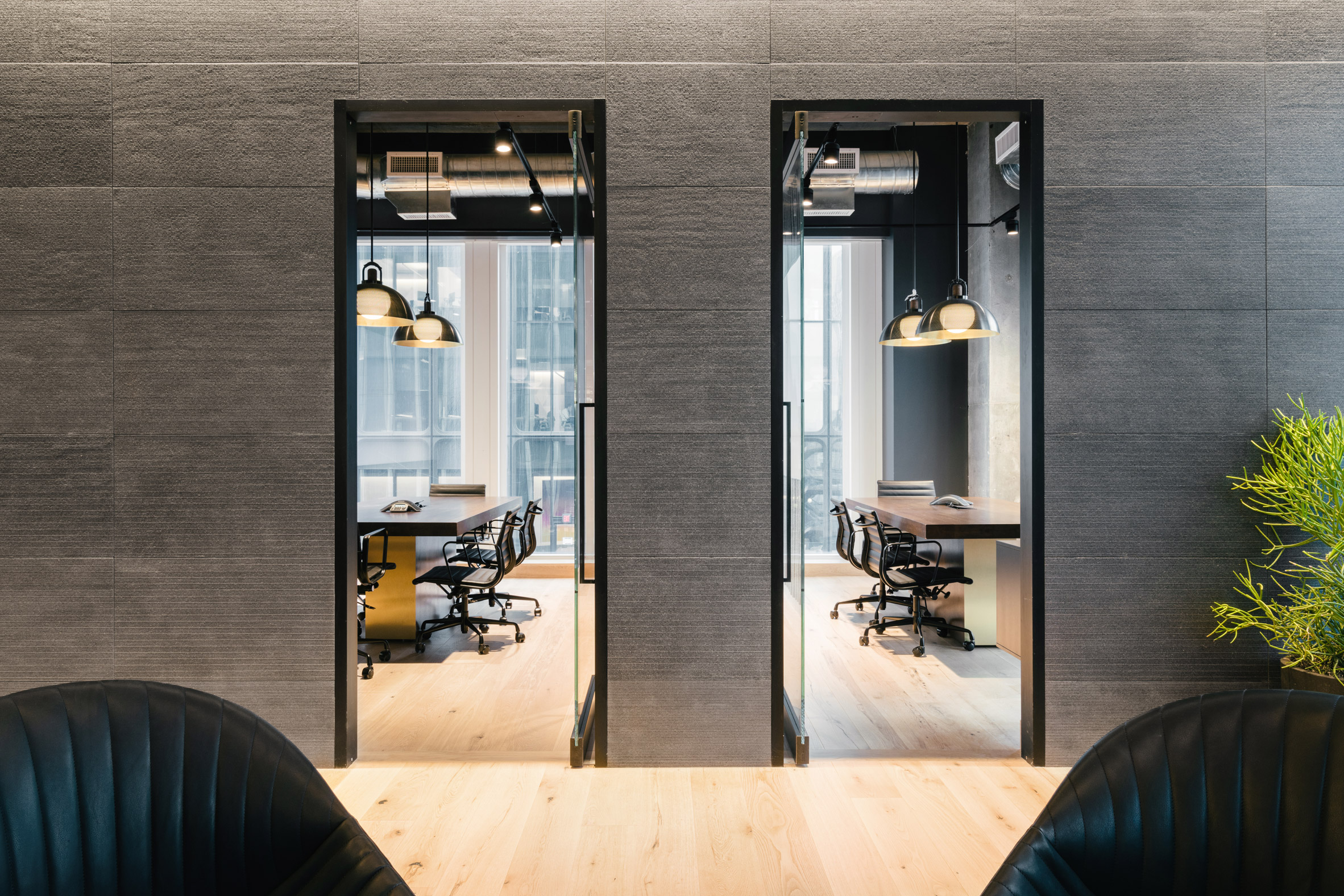 <industrious co working equinox hudson yards new york conference rooms