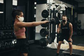 personal training equinox fitness club