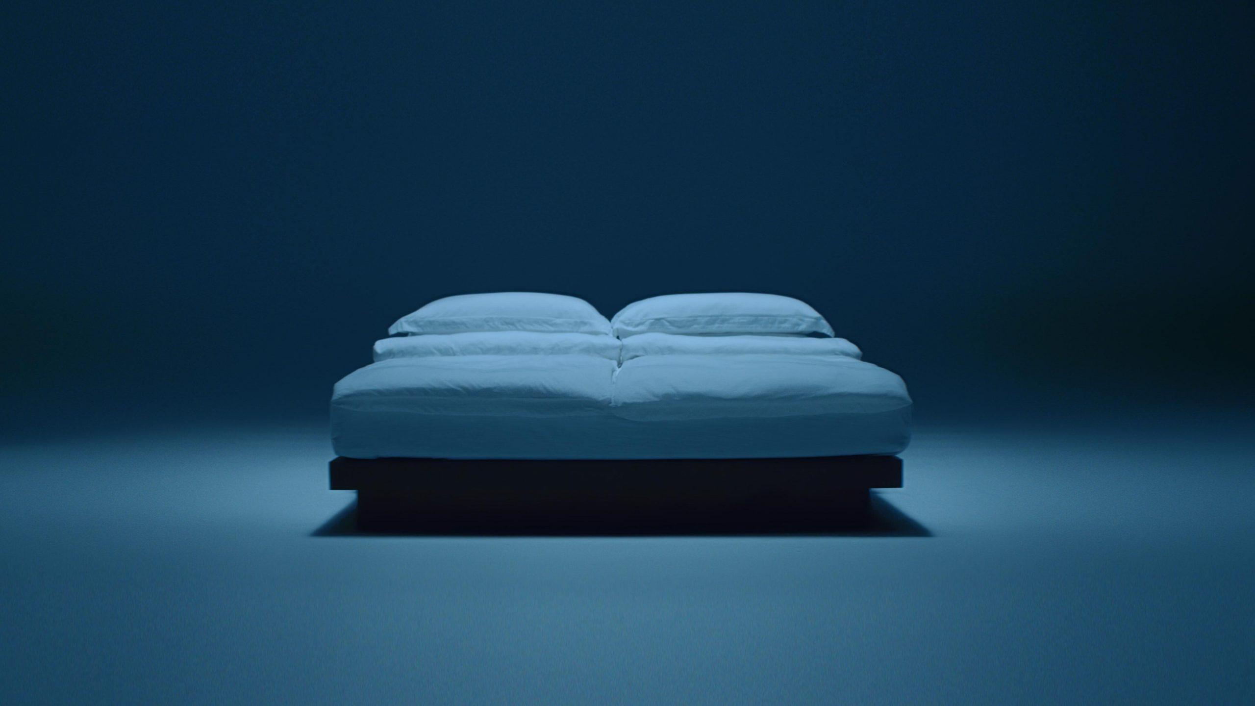 equinox sleep system bed